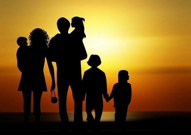 Famiglie povere italiane