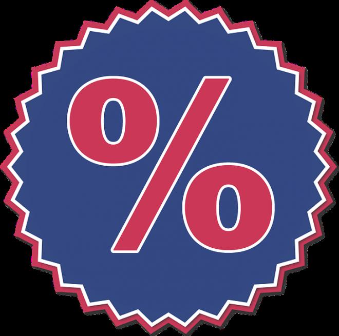 Sconto 30% bollette